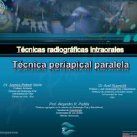 Técnica radiográfica periapical paralela (renovada)